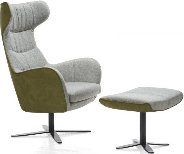 Fauteuil Flaremont uit de Xooon design collectie, betaalbare design meubels