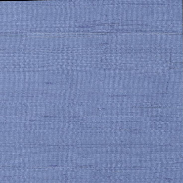 Dupioni Silk Fabric Periwinkle Blue from @fabricdotcom  Dupioni silk is the most versatile fabric we carry. Not only is it perfect for blouses, jackets, skirts, handbags and dresses, it makes beautiful draperies, pillows and duvet covers.