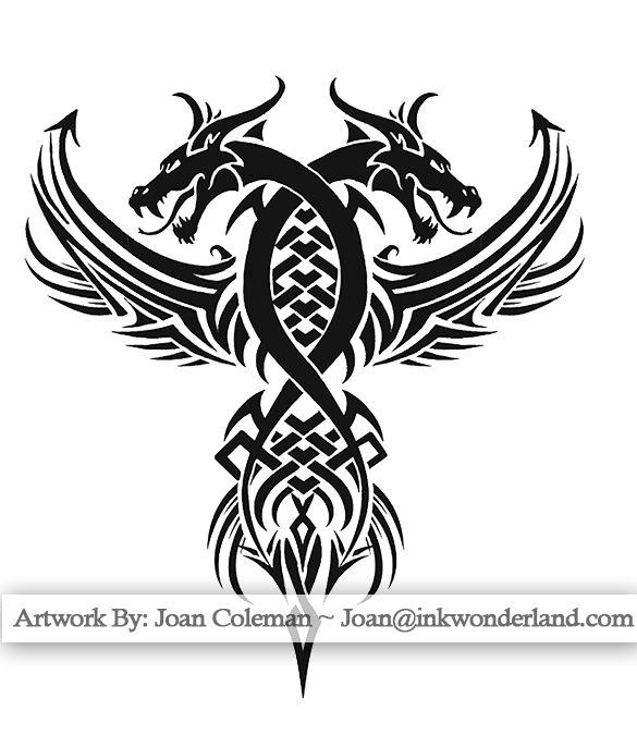 Dragon by ~JoanColeman on deviantART