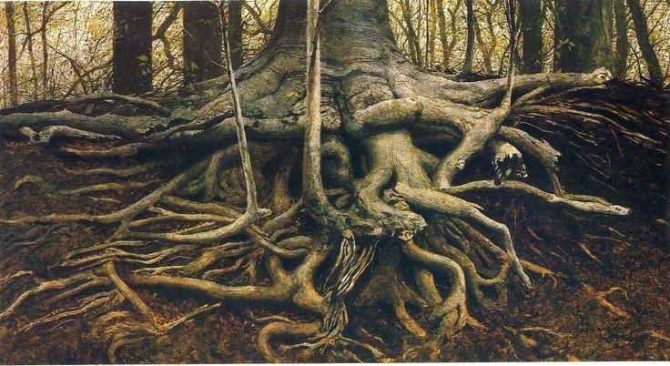 jamie wyeth trees - Google Search