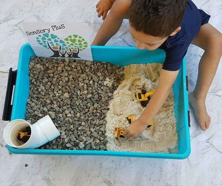 Construction Sensory Box Increase creativity and confidence. Available for purchase at in Western Australia via Facebook & Etsy.