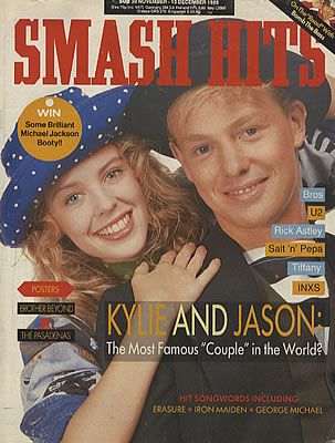Kylie and Jason, Smash Hits 1988
