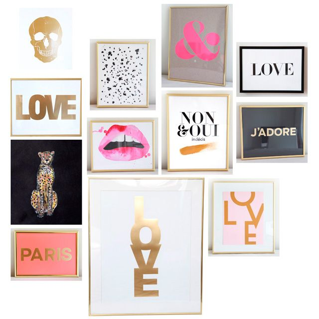 Art at MADE BY GIRL - MadeByGirl - I want it all!