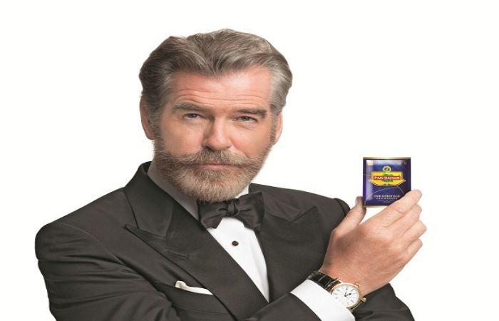 Pan Bahar TVC Featuring Former #JamesBond Actor Pierce Brosnan Banned