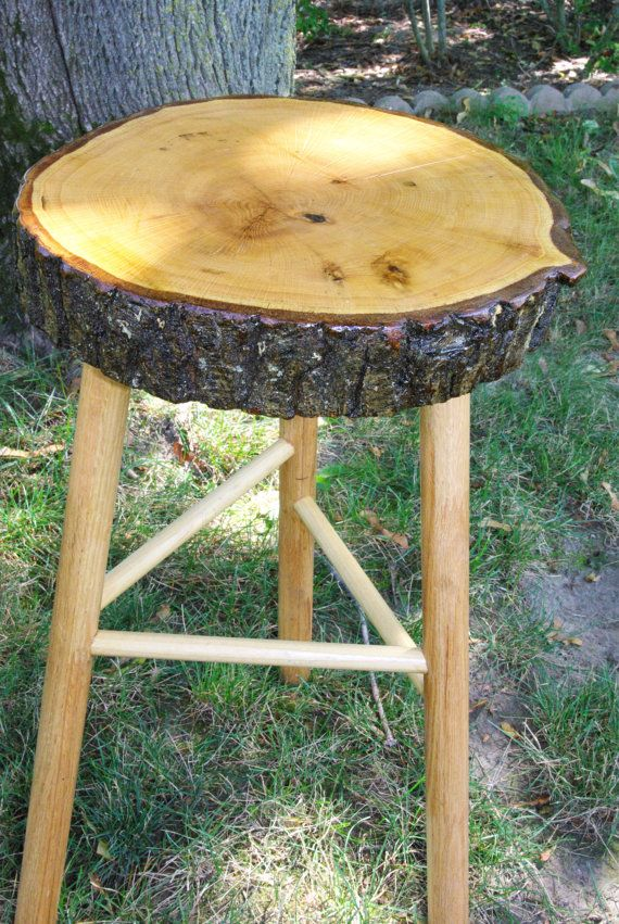 Listing for toddbigler Oak Bar Stools Tree Stump Stools Bar Stools LOCAL ONLY Grand Rapids MI