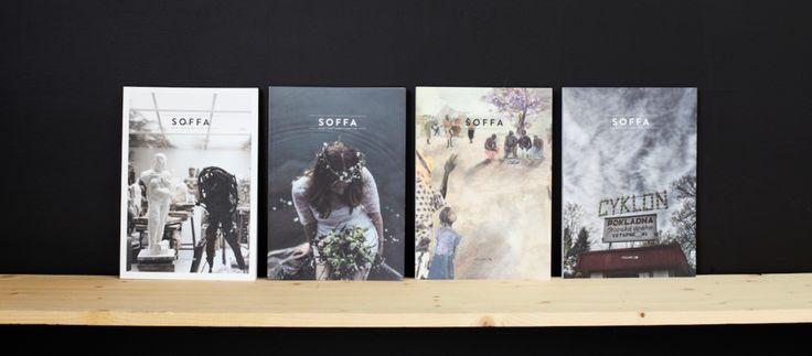 Soffa Magazine Subscribe
