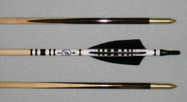 Little John Footed Arrows