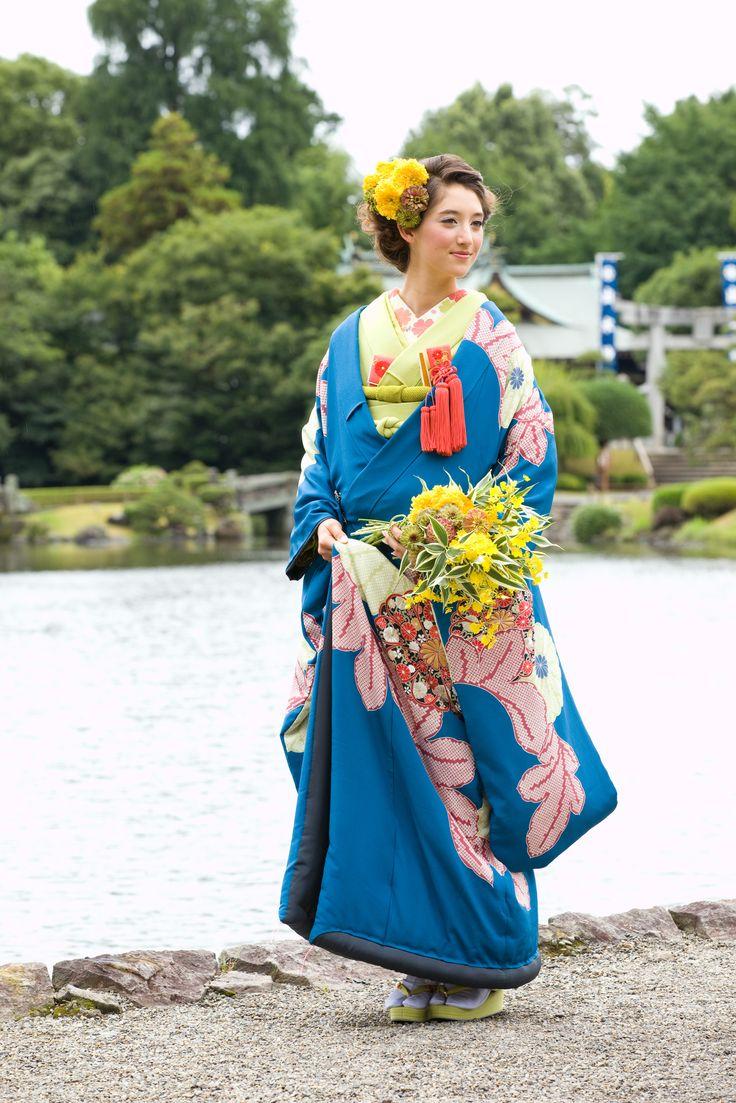 色打掛 irouchikake 01-4196 JUNOオリジナルENISHI