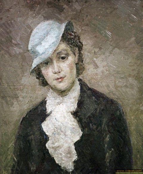 A Lady of Paris