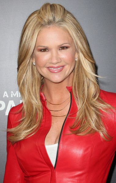 Nancy O'Dell Hope hair is this length for wedding