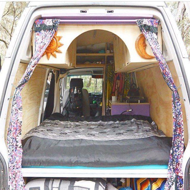 185 Best Van Dwelling Inspiration Images On Pinterest
