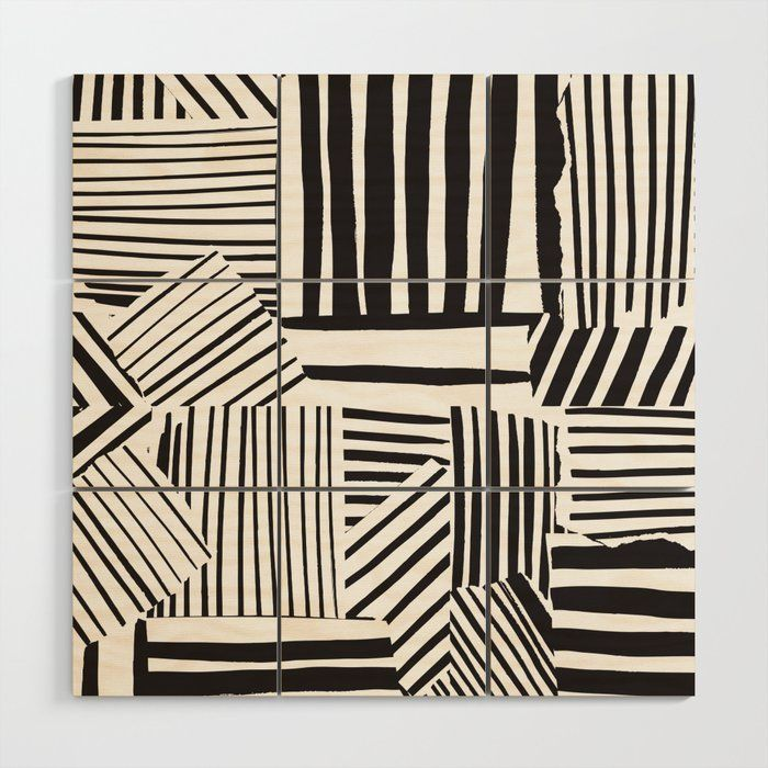 Looking For A New Perspective On Your Wall Decor Our Wood Wall Art Is A Multi Piece Wall Design Composed Of Nine Baltic Birch Old Art Wooden Wall Art Wall Art