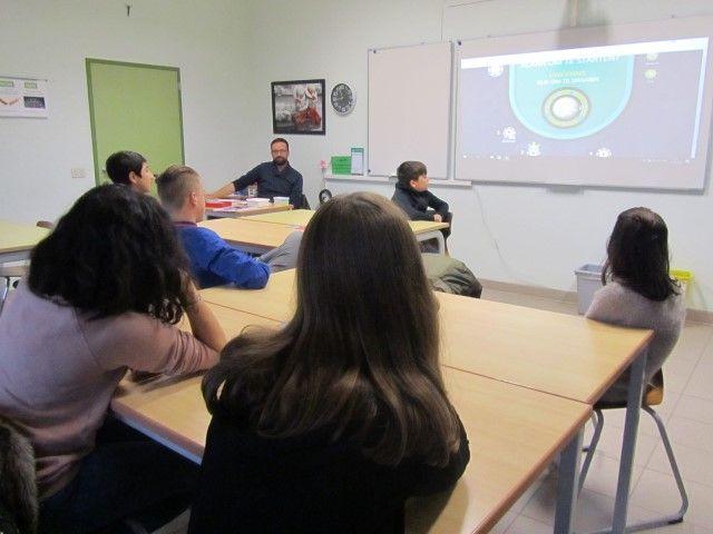 Spectrumcollege - Middenschool Sint-Jan