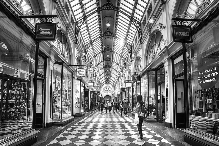 https://flic.kr/p/HX2Hsc | Royal Arcade | Melbourne, Victoria, Australia, July 2016.
