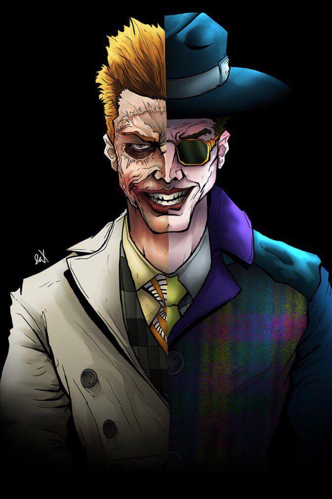 Jerome + Jeremiah Valeska are the Joker | Gotham