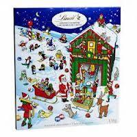 Lindt advent calendar -