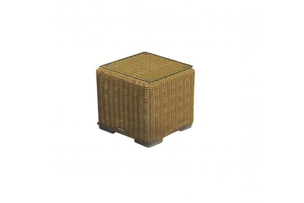Azzuro Modern Outdoor Side Table