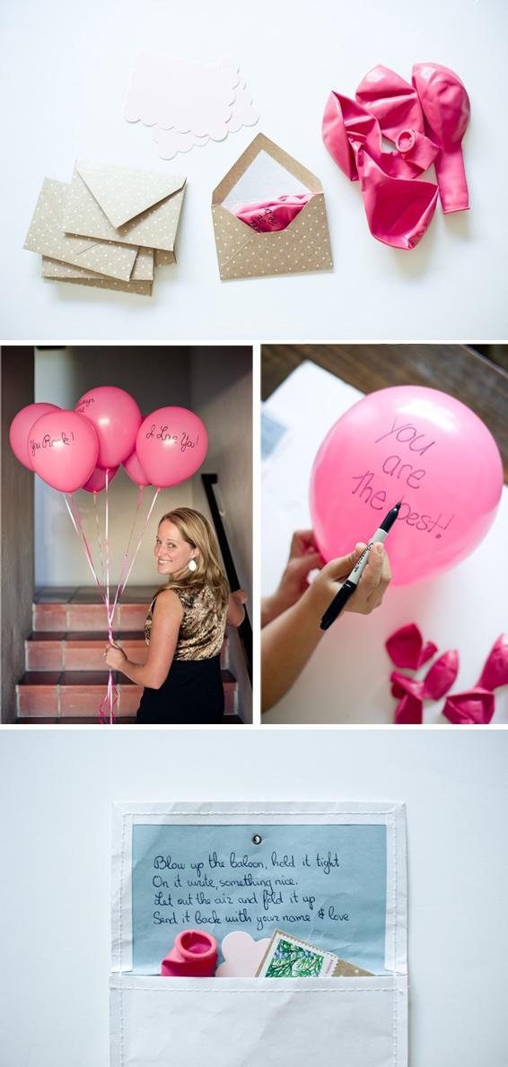 Super simple, inexpensive and adorable gift for many occasions!