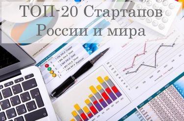 Самые лучшие стартапы России и всего мира