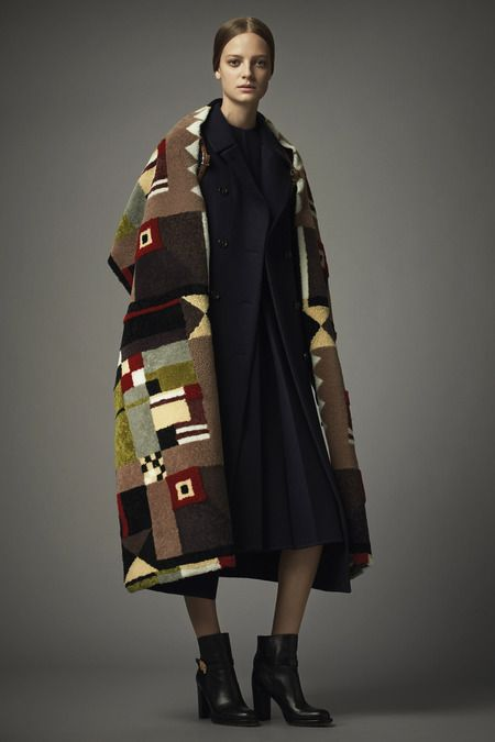 First Dibs: Valentino Pre-Fall 2014 Look 24