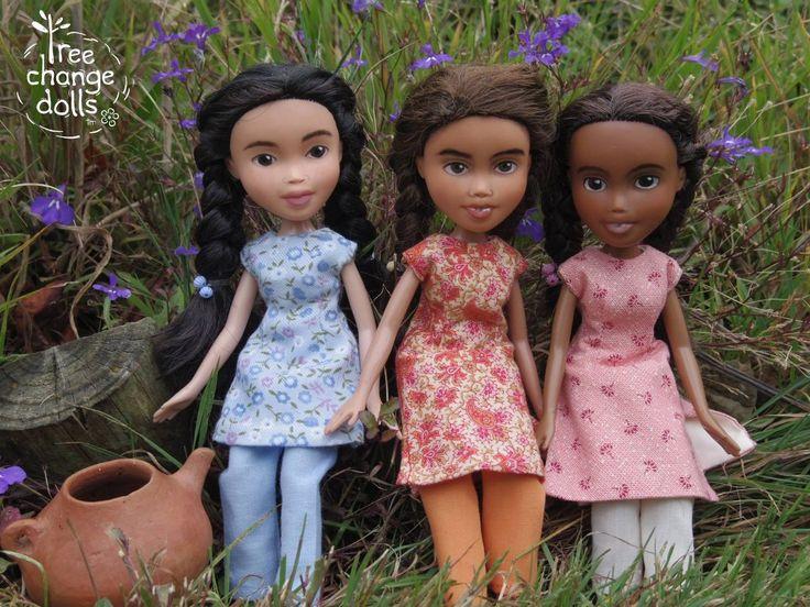 Zdjęcie numer 18 w galerii - Z wampa w dziewczynkę. Dlaczego Sonia Singh przerabia lalki Barbie?