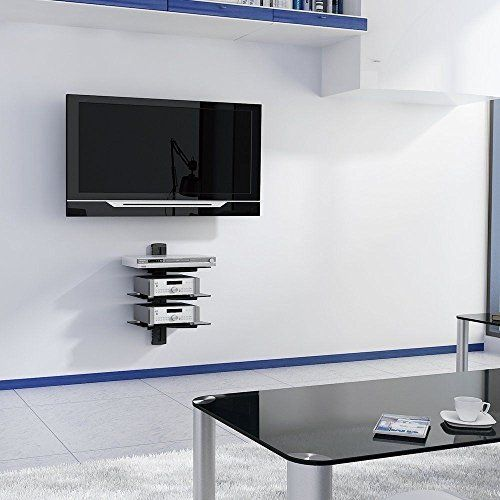 25 best ideas about black floating shelves on pinterest. Black Bedroom Furniture Sets. Home Design Ideas