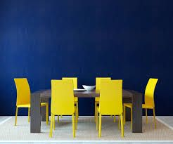 Image result for blue room yellow lamp