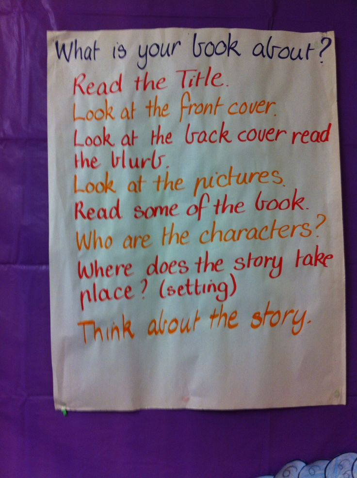 What is your book about - analysing a story.