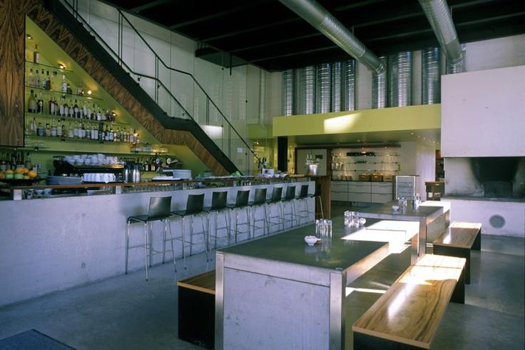 Bølgen & Moi Briskeby / Restaurant / Dark Arkitekter / Oslo, Norway