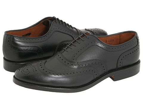 Allen-Edmonds McAllister Black Calf - Zappos.com Free Shipping BOTH Ways