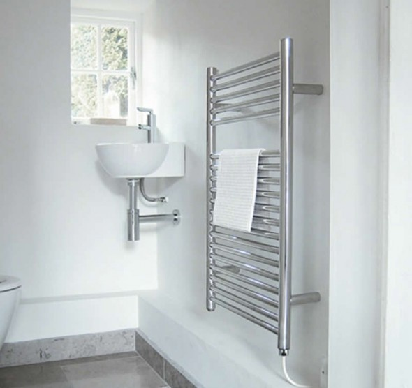 Towel warmer. Must have.