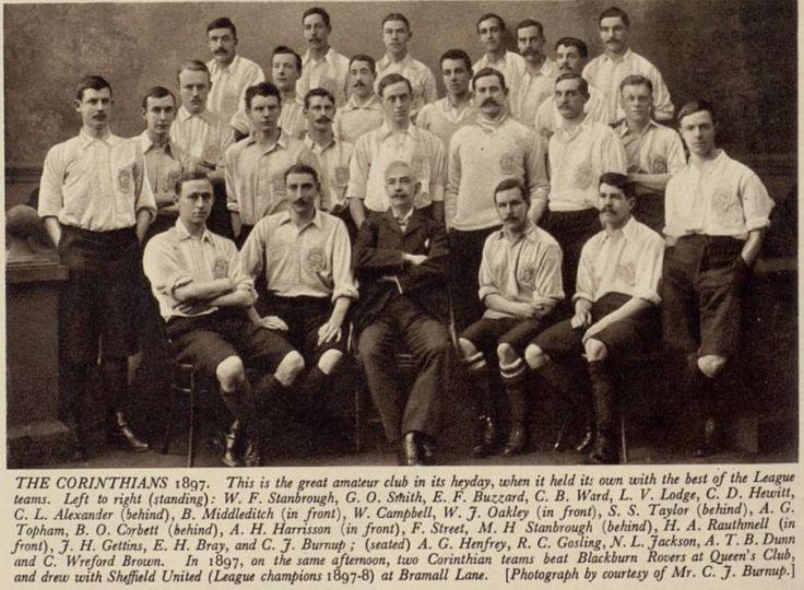 Corinthian FC, 1897