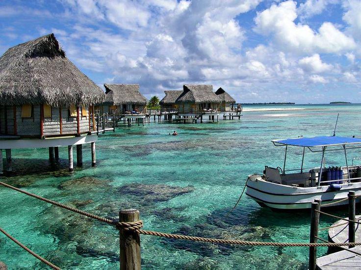 vahine island french polynesia | Tikehau Pearl Beach Resort French Polynesia 10 Spectacular Resorts ...