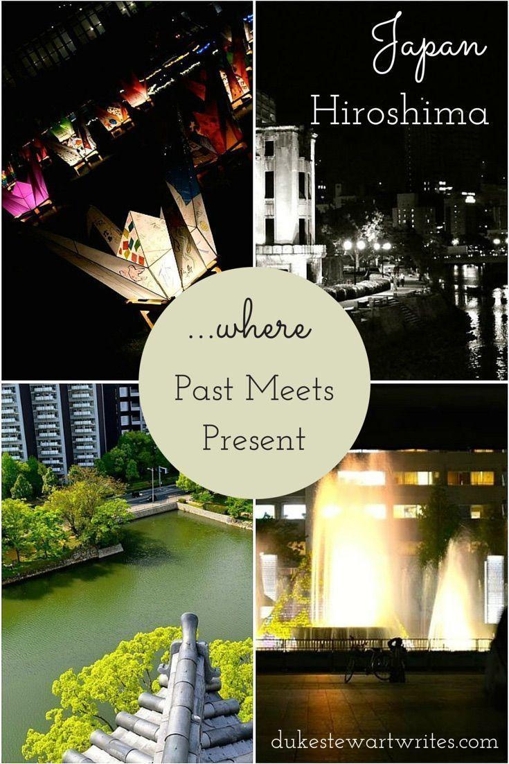 Japan, Hiroshima Today - Past Meets Present