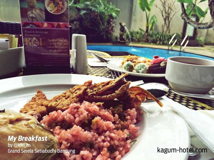 This is my breakfast #KAGUMHotels #ConnectUs