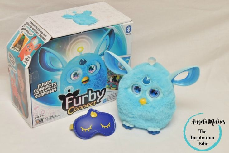 Sylvia and I love being part of the Hasbro Toy testing team and recently we were sent a brand new blue Furby Connect to review. I had never heard of a Furby Connect before however…