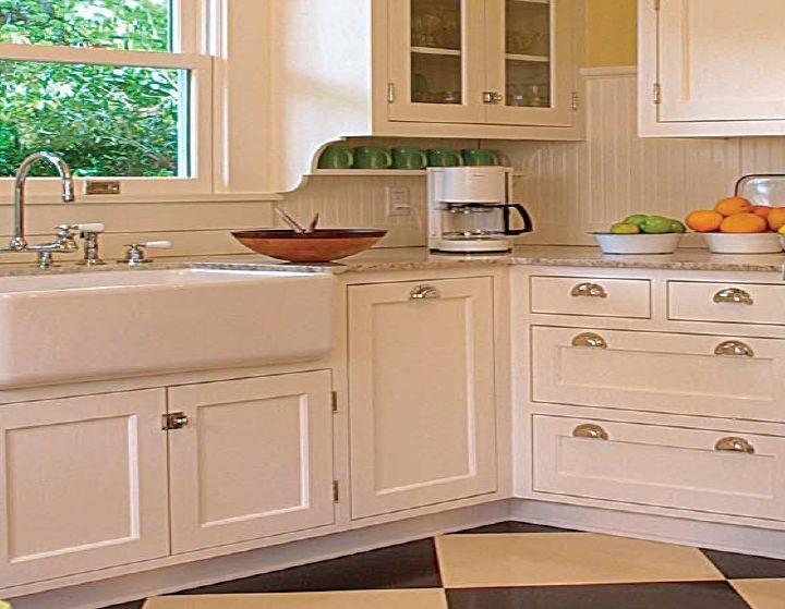 Really nice renovation- 1920s kitchen