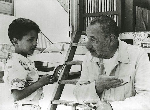 Cinema Paradiso (one of the best italian movies)