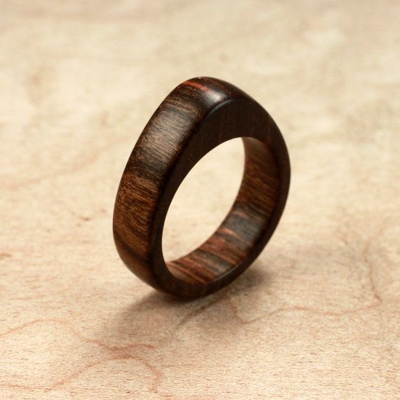 Beautiful wooden ring                                                       …