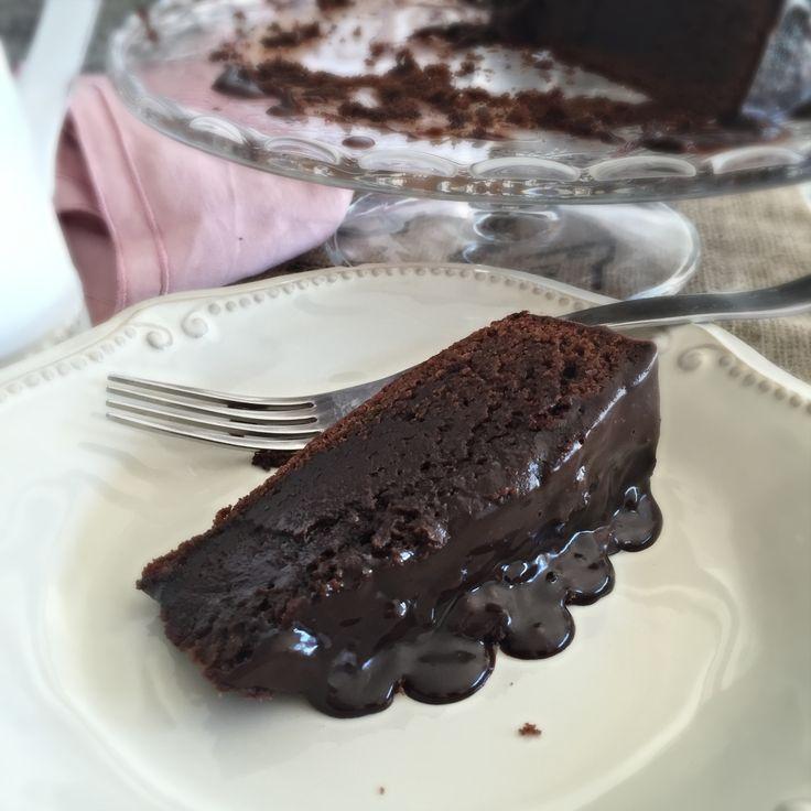 Deliciosa Chocolate Fudge Cake!