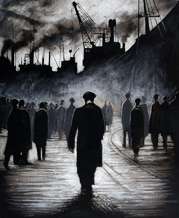 The Forgotten Workers, Ryan Mutter