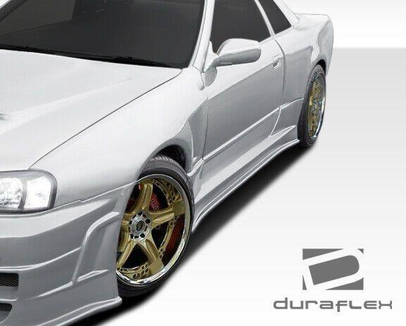 eBay #Sponsored Duraflex R324 Conversion Side Skirts 2PC for