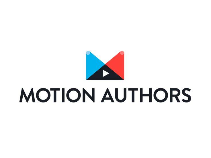 Motion Authors Logo Animation by Valentin Kirilov for Motion Authors