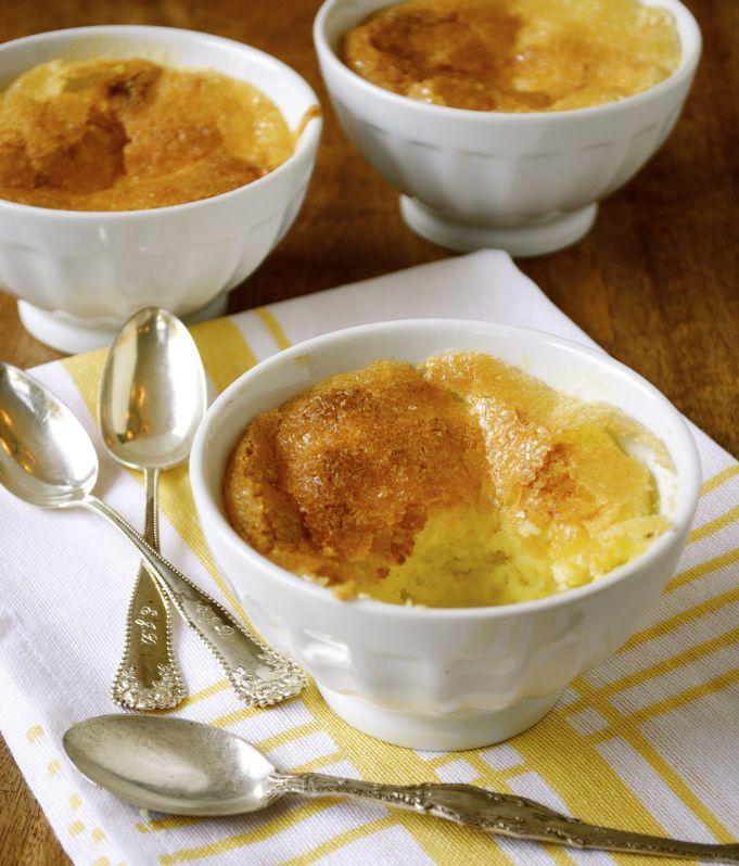 Lemon Pudding Cake | Yummy deliciousness! | Pinterest