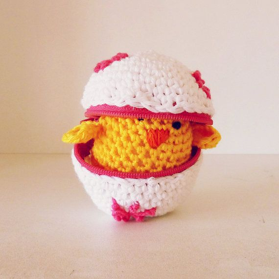 Easter Eggs crochet Pattern and  baby chicks  Amigurumi PDF