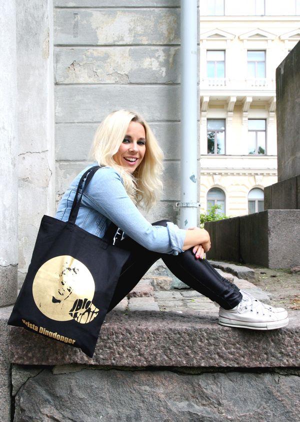 Krista Siegfrids & Dindonger Bag