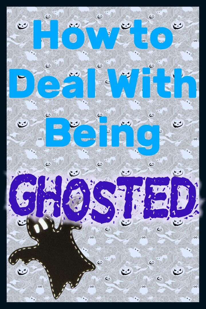 Online dating and ghosting
