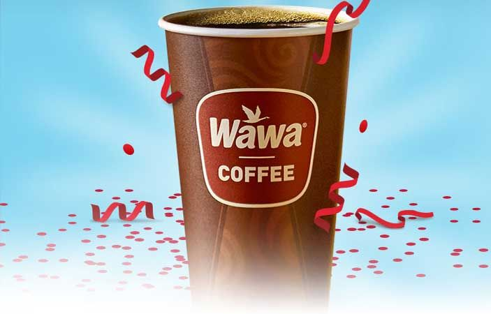 I love coffee freebies! On Thursday, April 14th, participating Wawa locations are celebrating Wawa Day and offering up a FREE