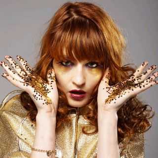 Florence Welch.フローレンス・ウェルチ