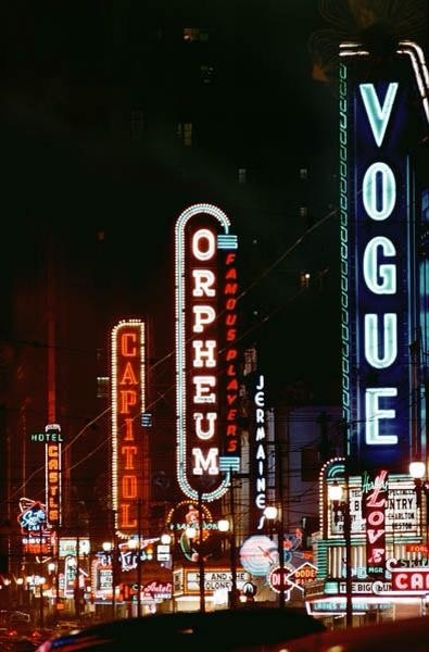 Vintage Vancouver. Gosh, we miss the Capital. Why did they have get rid of it?  #vancouver #vintage